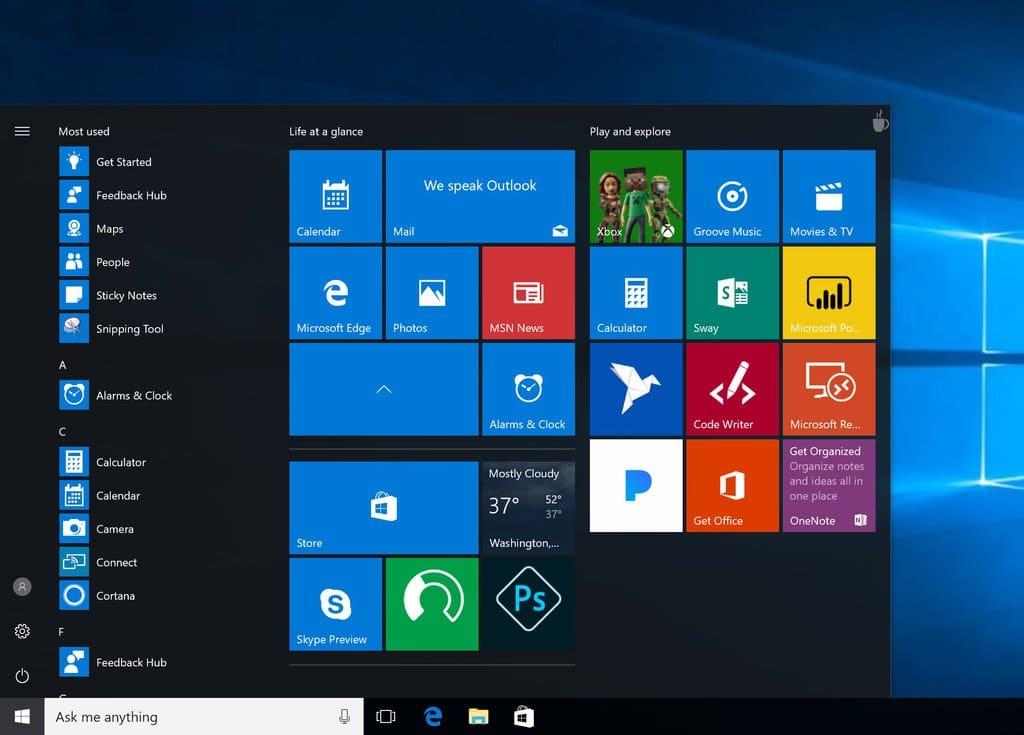 microsoft windows application experience programdataupdater